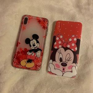 iPhone cases xs Max Mickey Mouse